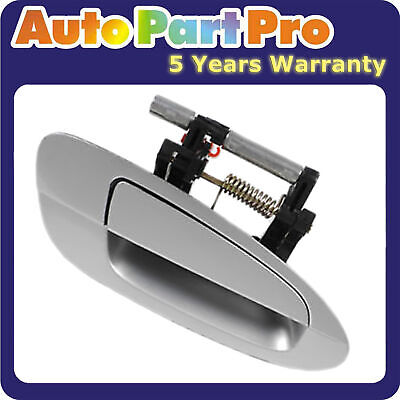 $19.26 • Buy For Nissan Altima Sheer Silver Metallic KY1 02-06 Outer Door Handle Front Right