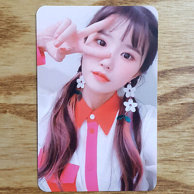$ CDN13.21 • Buy Song Hayoung Fromis_9 Special Single Album From .9 Official Photocard Genuine