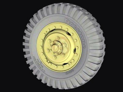 $14.95 • Buy Panzer Art 1/35 Front Road Wheels For US M3 Half-track WWII (Firestone) RE35-525