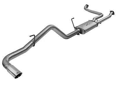 $660 • Buy AFe Power MACH Force-Xp Cat-Back Exhaust System Fits 2005-2019 Nissan Frontier