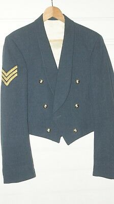 £199 • Buy British Army Raf Seargeant Mess Dress Royal Air Force 36-38  Chest