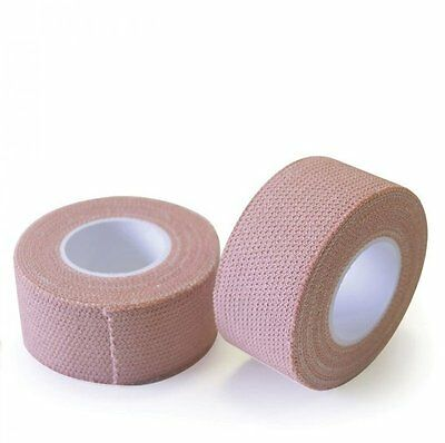 Pink Fabric Strapping Tape 2.5cm X 4.5m (3 Pack) First Aid - Sports - Medical • 8.49£
