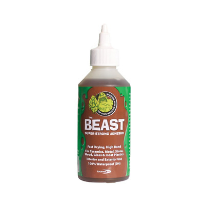 Bond It THE BEAST Strong Quick Dry Adhesive Glue All Surfaces Sea D4 Waterproof • 7.49£