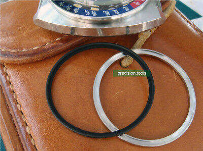 $ CDN20.76 • Buy Crystal Gasket + Metal Ring Replacement For Pogue 6139 6000 6002 05 Spare Parts