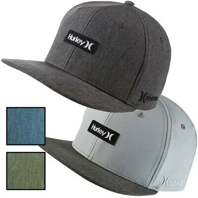 size 40 b289a f6286 Hurley Men s Dri-FIT Phantom One And Only Snapback Hat Cap • 20.00