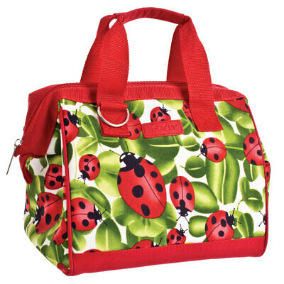 AU29.95 • Buy Sachi Thermal Insulated Picnic/Lunch Box Cooler Carry Food Storage Bag Lady Bug