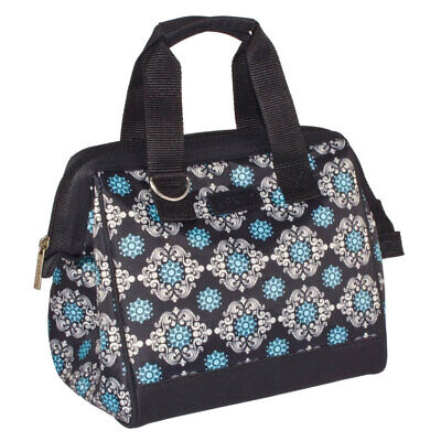 AU29.95 • Buy Sachi Thermal Insulated Picnic/Lunch Box Cooler Carry Case Bag Black Medallion