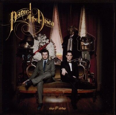 Panic! At The Disco - Vices & Virtues • 7.81£