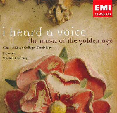 £5.53 • Buy King's College Choir Of Cambridge - I Heard A Voice: The Music Of The Go...
