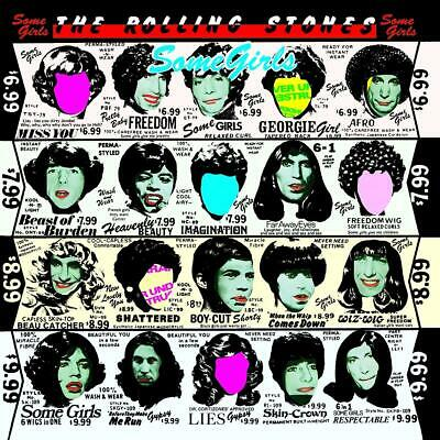 The Rolling Stones - Some Girls • 6.88£