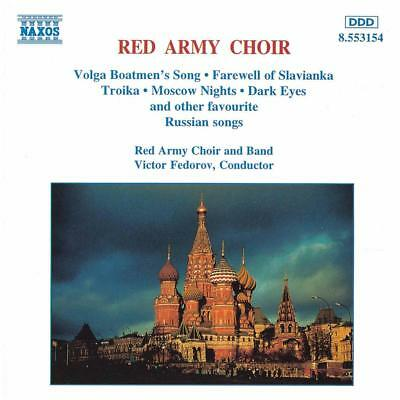 £8.47 • Buy The Red Army Choir - Russian Favourites