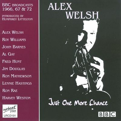 Alex Welsh - Just One More Chance • 10.92£
