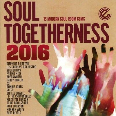 Expansion Records - Soul Togetherness 2016 • 11.20£