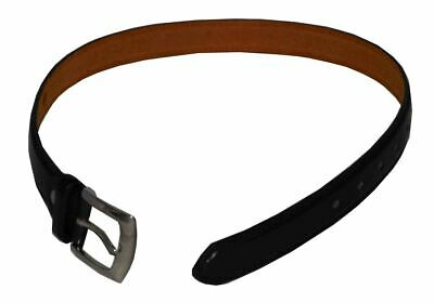 $6.99 • Buy CCB Boys Toddlers Leather Belt Black