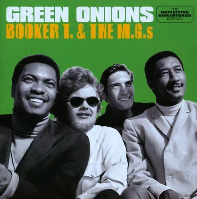 Booker T.& The M.G.s - Green Onions • 11.66£