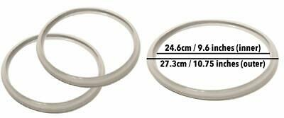 10 Inch Fagor Pressure Cooker Replacement Gasket (Pack Of 2)  • 11.40£