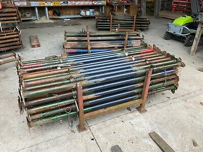 £25 • Buy Size 1 UK Acrow Props - 1.7m Extends To 3.1m -