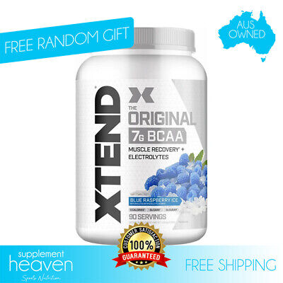 AU99.90 • Buy Xtend BCAA 90 Serves Scivation Branched Chain Amino Acids BCAAs Recovery Powder
