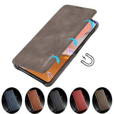 $ CDN10.21 • Buy For Samsung Galaxy S20 Ultra S10e S9 S8+Note10+/9 Wallet Case Leather Flip Cover