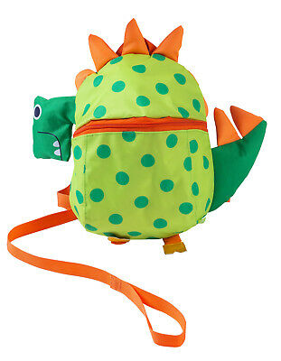RedKite Toddlers Cute Dinosaur Back Pack With Detachable Walking Reins  • 14.99£