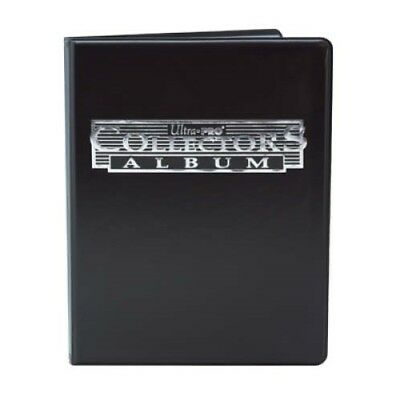 AU17.95 • Buy Ultra PRO Collectors Portfolio Black A4 Album Folder 9-Pocket 10-Pages