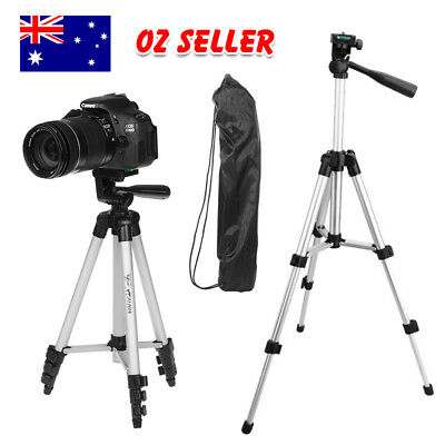 AU13.95 • Buy Weifeng Professional Tripod Digital Camera DSLR Camcorder Video Mobile Phone