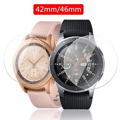 AU3.99 • Buy Premium 9H Tempered Glass Screen Protector For Samsung Galaxy Watch 42/46/48 Mm