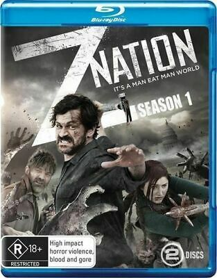 AU17.50 • Buy Z Nation : Season 1 (Blu-ray, 2-Disc Set) NEW