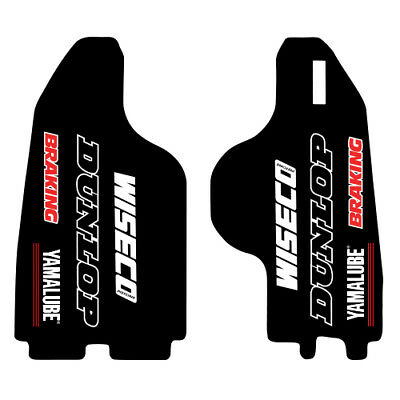 $13.95 • Buy Fork Guard Graphics  Yamaha Yz125 Yz250 Yz250f Yz450f Yzf  05-07 Factory Decal