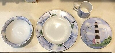 Lighthouse Dinnerware Compare Prices On Dealsancom