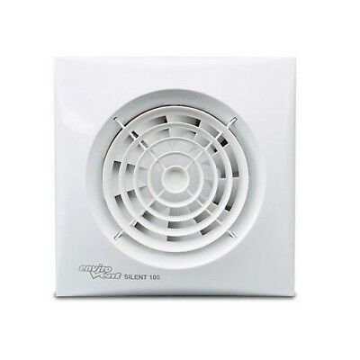 £35.40 • Buy Envirovent SIL100T  Silent  Extractor Fan For Bathroom Or Toilet