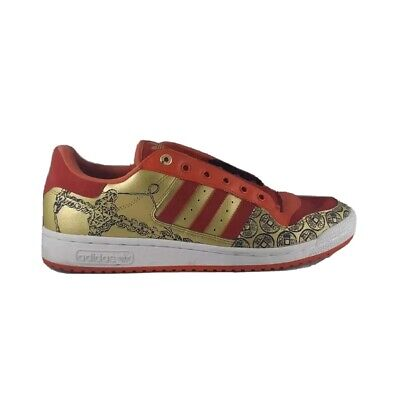 $ CDN169.95 • Buy Adidas Superstar Consortium 2007 Money Gold/Red Colourway Size 10.5