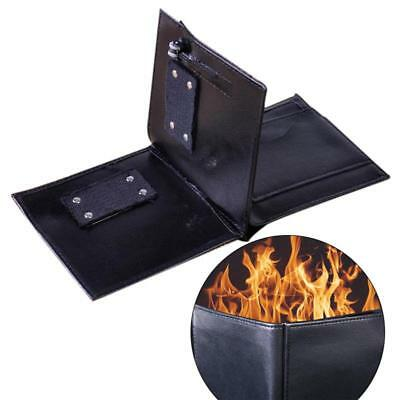 £5.52 • Buy Magic Trick Flame Fire Wallet Leather Magician Stage Perform Street Prop Show T