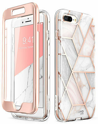 AU20.27 • Buy For IPhone 8 Plus /7 Plus Case I-Blason Cosmo Bumper Cover With Screen Protector