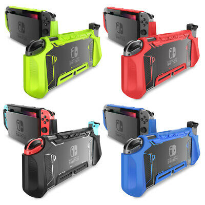 Nintendo Switch Case Cover Mumba Slimfit Rugged Series Protective Skin Shell • 12.17$