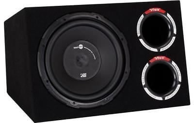 VIBE Slick CBR12-V7 12  Subwoofer Sub In Vibe Ported Box 1200w MAX • 124.99£
