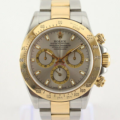 $ CDN27293.09 • Buy Rolex Daytona 116523 In Steel & Gold. Box & Papers