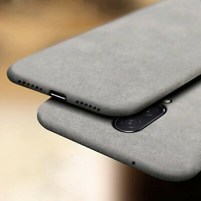 AU1.55 • Buy For OnePlus 7 Pro 6T 6 5T Matte Slim Silicone Sandstone Soft TPU Back Case Cover