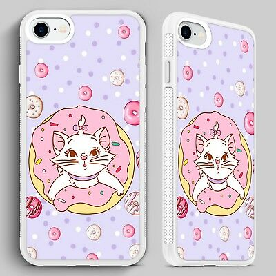AU12.60 • Buy Aristocats Disney Marie Donut Cat QUALITY PHONE CASE For IPHONE 4 5 6 7 8 X