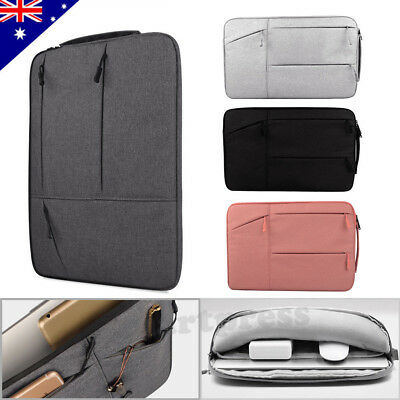 AU21.95 • Buy Laptop Sleeve Case Carry Bag For Macbook Air/Pro Lenovo Dell HP ASUS 13  15