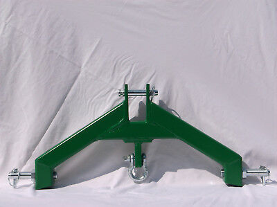 $199.77 • Buy Tractor Attachment Category 0 LOG Skidder 3pt Hitch Made In USA