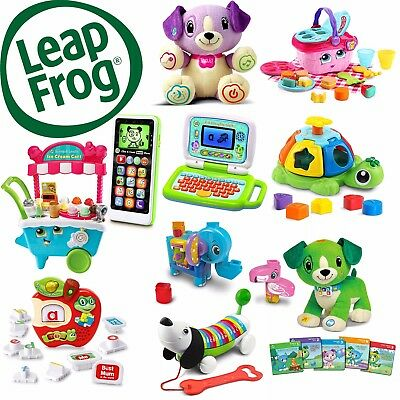 LeapFrog Kids Educational Toys - Play & Learn, Choice Of 50+ Early Learning Toys • 59.95£
