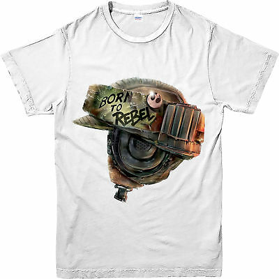 Star Wars T-Shirt, Rogue One Rebels Birthday Gift Unisex Adult & Kids Tee Top • 10.99£