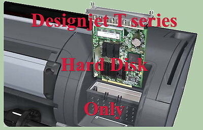 $64.99 • Buy HP DesignJet T2500 Hard Drive For Formatter | CR357-67095 | CR357-67047 | GET IT