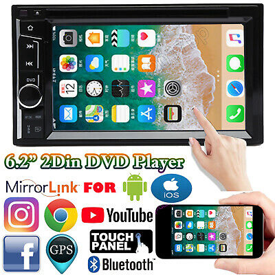 $137.69 • Buy For 02 03 04 05 06 FORD EXPEDITION EXPLORER LINCOLN Car Radio Bluetooth Stereo