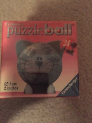 Ravensburger Puzzle Ball - Cat - New In Package • 9.50$