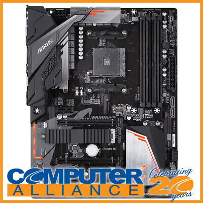 AU165 • Buy Gigabyte AM4 ATX B450 AORUS ELITE DDR4 Motherboard