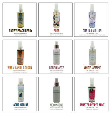 £7.75 • Buy Bath And Body Works Travel Size Fine Fragrance Body Mist - New Updated Stock