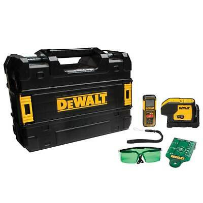 $284.05 • Buy DeWALT DW0839CG 100-Foot Green Beam Laser Level And Distance Measurer Kit