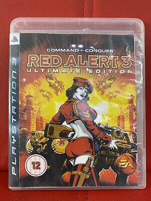 AU120 • Buy Command Conquer Red Alert 3 : Ultimate Edition PS3